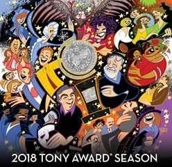 Broadway Tony Album