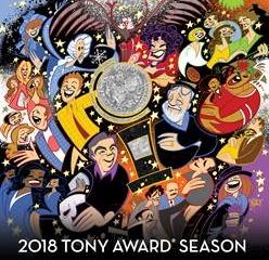 Broadway Tony Album