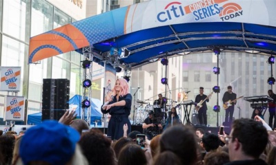 Megan Traioner, The Today Show Summer Concerts