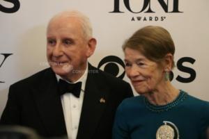 Lionel Larner, Glenda Jackson