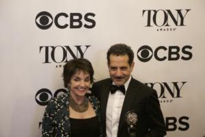 Brooke Adams, Tony Shalhoub