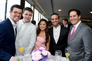 Gavin Lee, Grey Henson, Ashley Park, Ari'el Stachel,  Nick Scandalios