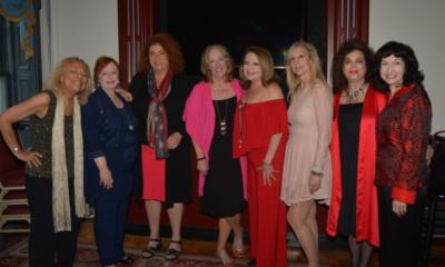 Sheree Sano, Teresa Fischer, Karen Nason, Cheryl Benton, Randie Levine-Miller, Maggie Determann, Merrill Stone,Robin Gerson Wong