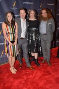 Hannah Moscovitch, Christian Barry, Louisa Adamson, Ben Caplan