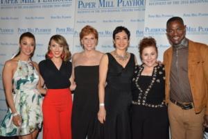 Paula DeLuise (Dance Captain), Summerisa Bell Stevens, Kathryn Kendall, Gabriela Garcia, Tami Dahbura, Ken Ard