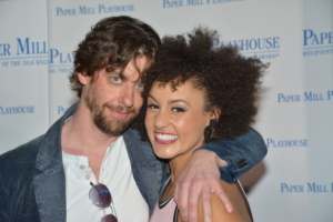 Christian Borle, Talya Groves