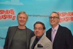 Peter Kellogg, Bill Castellino,David Friedman