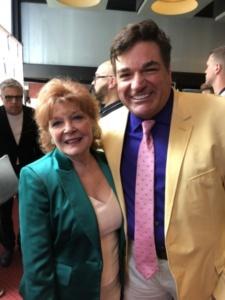 Anita Gillette, Dale Badway