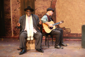 Lonesome blues, Akin Babatunde, David Weiss