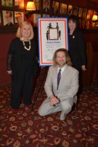 Pat Addiss, Eileen Bluestone Sherman, Joshua Sherma