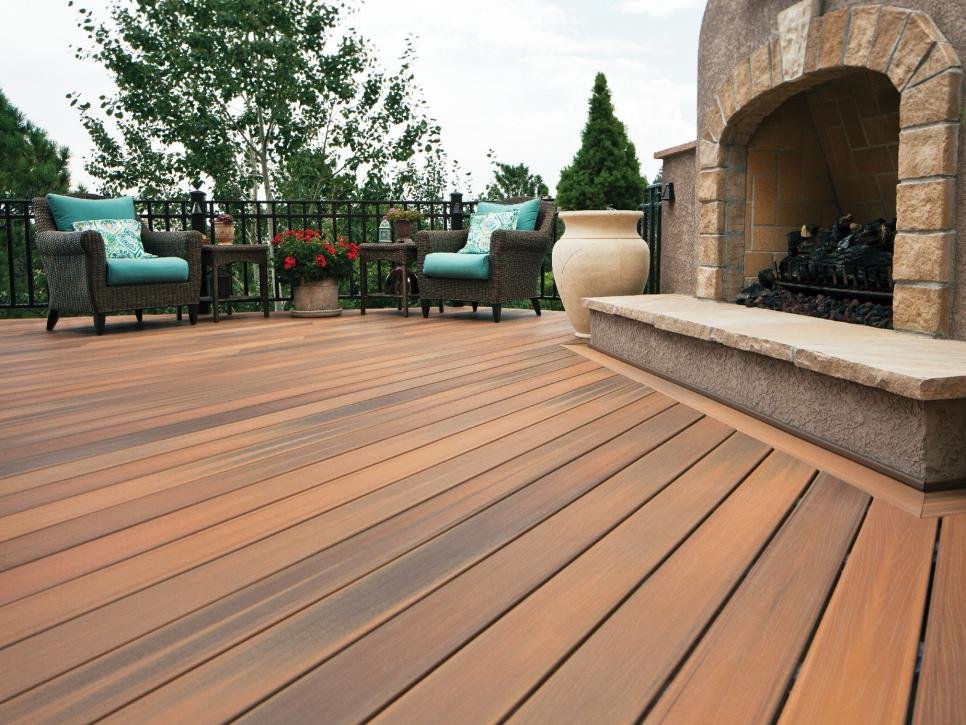 Backyard Wood Deck why hardwood decking is the best option for your backyard | times