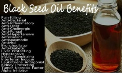 Black Cumin Seed Oil