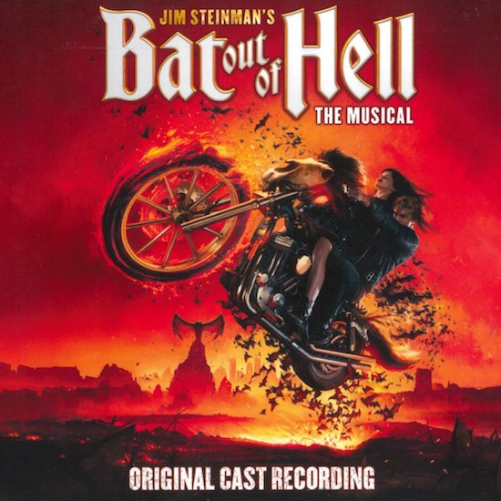 Just Released Bat Out Of Hell The Musical Times Square