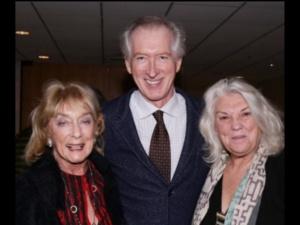 Gillian Lynne, Peter Land, Tyne Daily