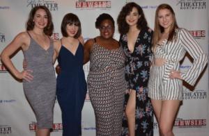 Whitney Winfield, Morgan Harrison, Allyson Kaye Daniel, Claire Avakian, Jean-Marie Neave
