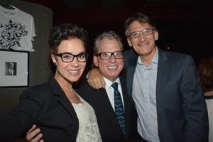 Alexandra Silber, Billy Stritch, Bob Stillman