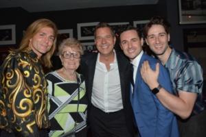 Eric Gabbard, June Freemanzon, Steven Reinke, Max von Essen,Daniel Rowan