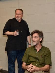 Tom McGowan, John Glover