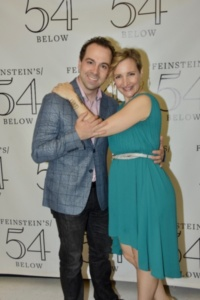Rob McClure, Maggie Lakis