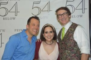 John Tartaglia, Stephanie D'Abruzzo , Rick Lyon