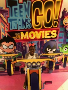Titans Go! to the Movies