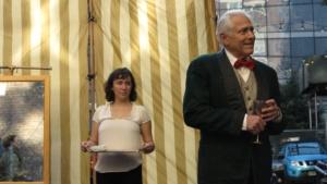 Margo Tillerson, Robert Arcaro