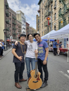 Kit Yan, Melissa Li ,Jon Viktor Corpuz