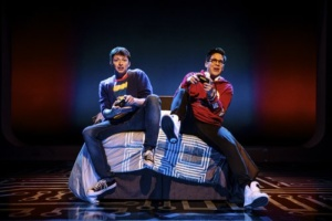 Will Roland, George Salazar