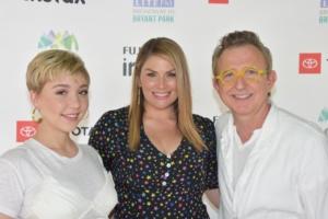 Cozi Zuehisdorff, Heidi Blickenstaff, Thomas Schumacher