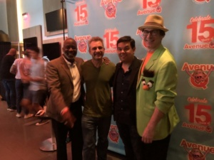 Ken Roberson, Jeff Marx, Bobby Lopez, Rick Lyon