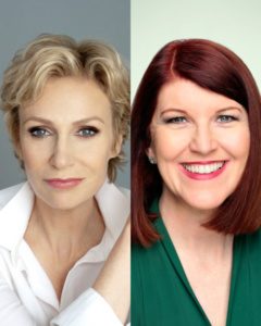 Jane Lynch, Kate Flannery