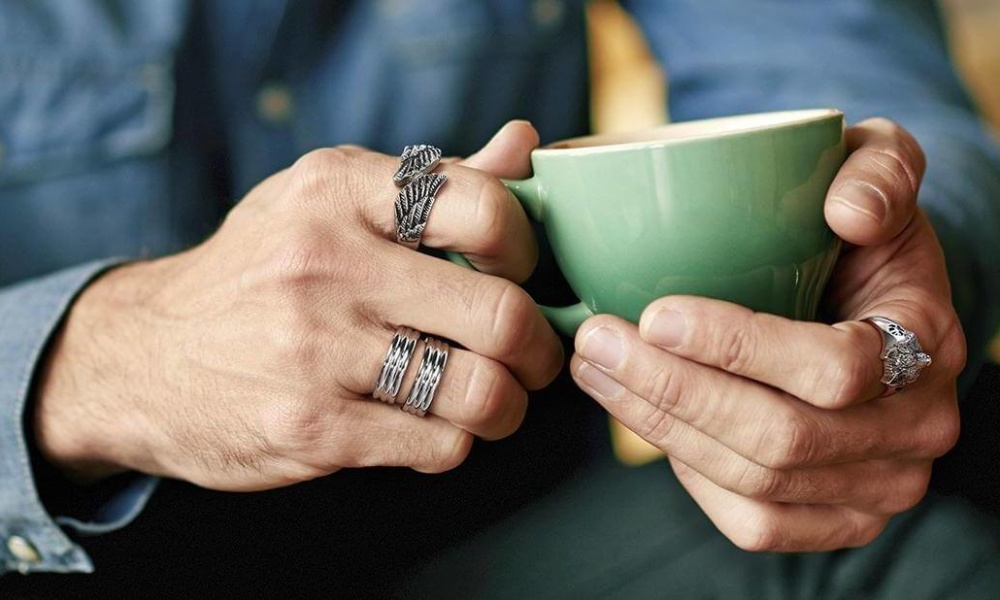 Men S Rings What Do They Tell About Their Owners