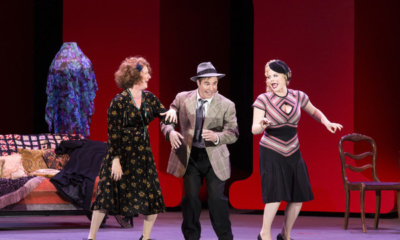 Ana Gasteyer, Roger Bart,Megan Hilty