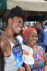 Adrienne Walker, Tshidi Manye
