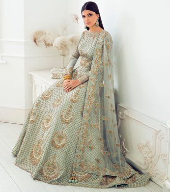 The Top Trends In Indian Wedding Dresses For The Bride