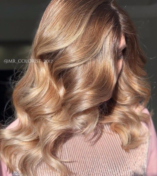2018 Brown Hair Color Trends Dark Light Golden All Colors
