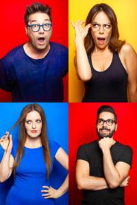 The Fabulous Invilid, Jamie Du Mont,Leslie Kritzer,Jennifer Simard, Rob Russo