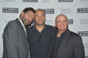 David Staller, Danny Burstein, Andrew Weems