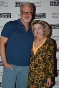 Tom Hewitt, Allison Fraser