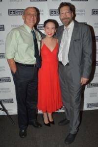 Tom Viola, Kimberly Immanuel, David Staller