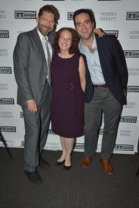 David Staller, Alyce Stark, Stephen Brown-Fried