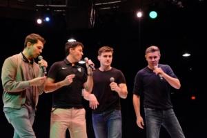 Celtic Thunder, Damian McGinty, Ryan Kelly, Emmet Cahill , Neil Byrne