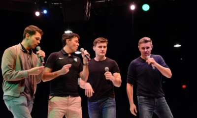 Celtic Thunder, Damian McGinty, Ryan Kelly, Emmet Cahill , Neil Byrne