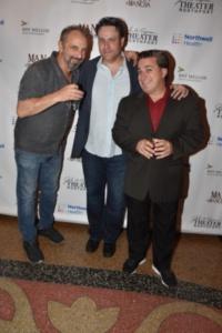 Bruce Winant, Richard Todd Adams, Carlos Lopez