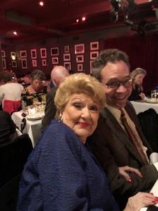 Marilyn Maye, Mark Sendroff