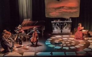 Violinists Victoria Lewis and Mélanie Clapiès, violist Chieh-Fan Yiu, cellist Ari Evan, Angelica Page