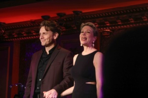Jason Danieley,, Marin Mazzie