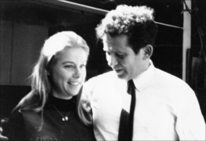 Beverly Bentley, Norman Mailer
