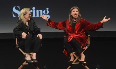 Meryl Streep, Tracey Ullman