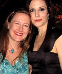 Sarah Ruhl, Mary-Louise Parker